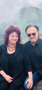 Mary and Rodrigo Rodriguez in Ecuador