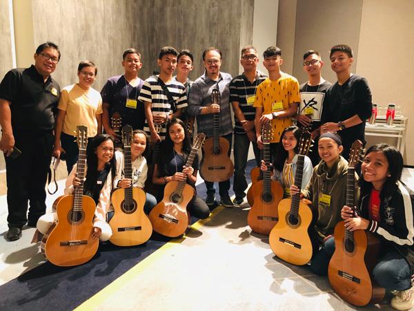 Cebu City Guitar Festival Philippines