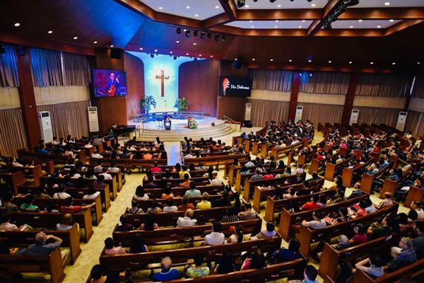 grace church manila