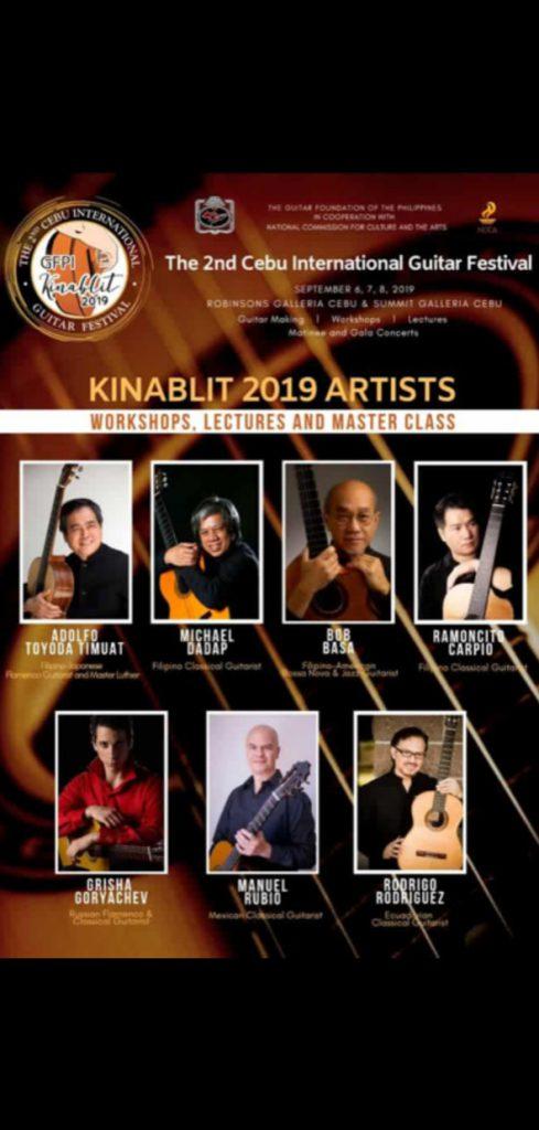 philippines guitar festival