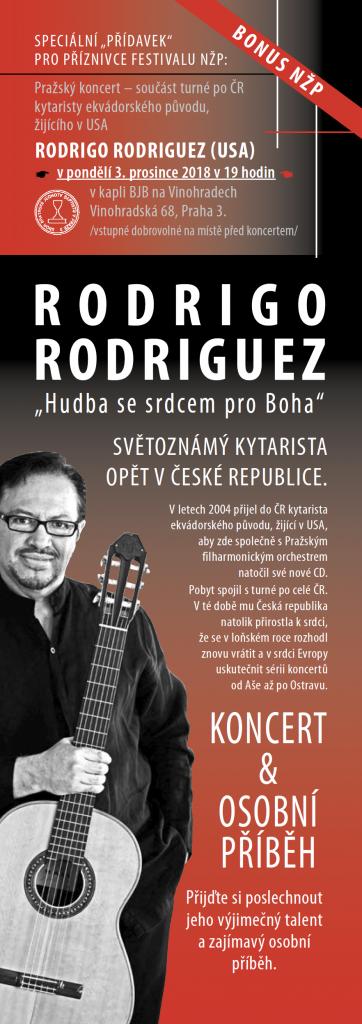Czech Republic promotional flyer
